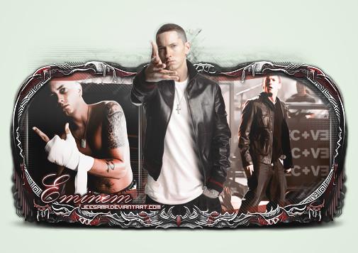 Jee Sama Galeria a minha pequnena galeira de bordas hehe Eminem_by_jeesama-d5xp6fn