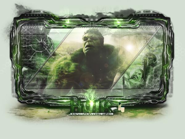 Jee Sama Galeria a minha pequnena galeira de bordas hehe Hulk_by_jeesama-d60ag6d