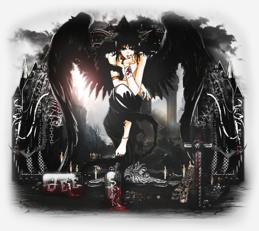 Dark Angel by JeeSama