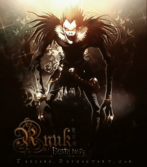 Ryuk By JeeSama On DeviantArt