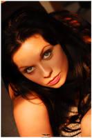 Talia - Headshot by RavenMacabre