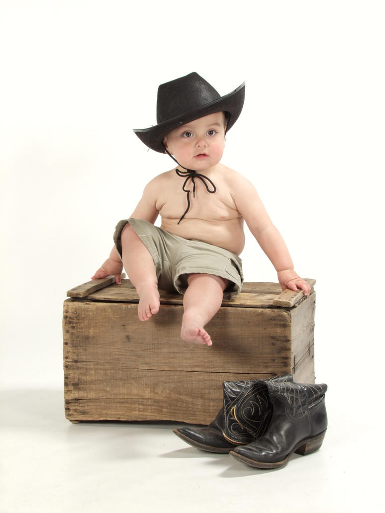Little Cowboy - 02 by Glam-Stock