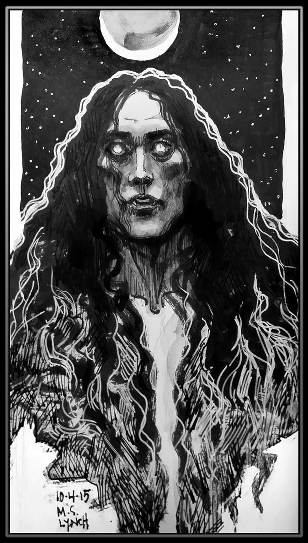 Drawlloween Vampire by SuburbanAngst