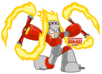 DLN07 Fireman