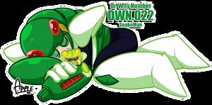 DWN22 Snakeman