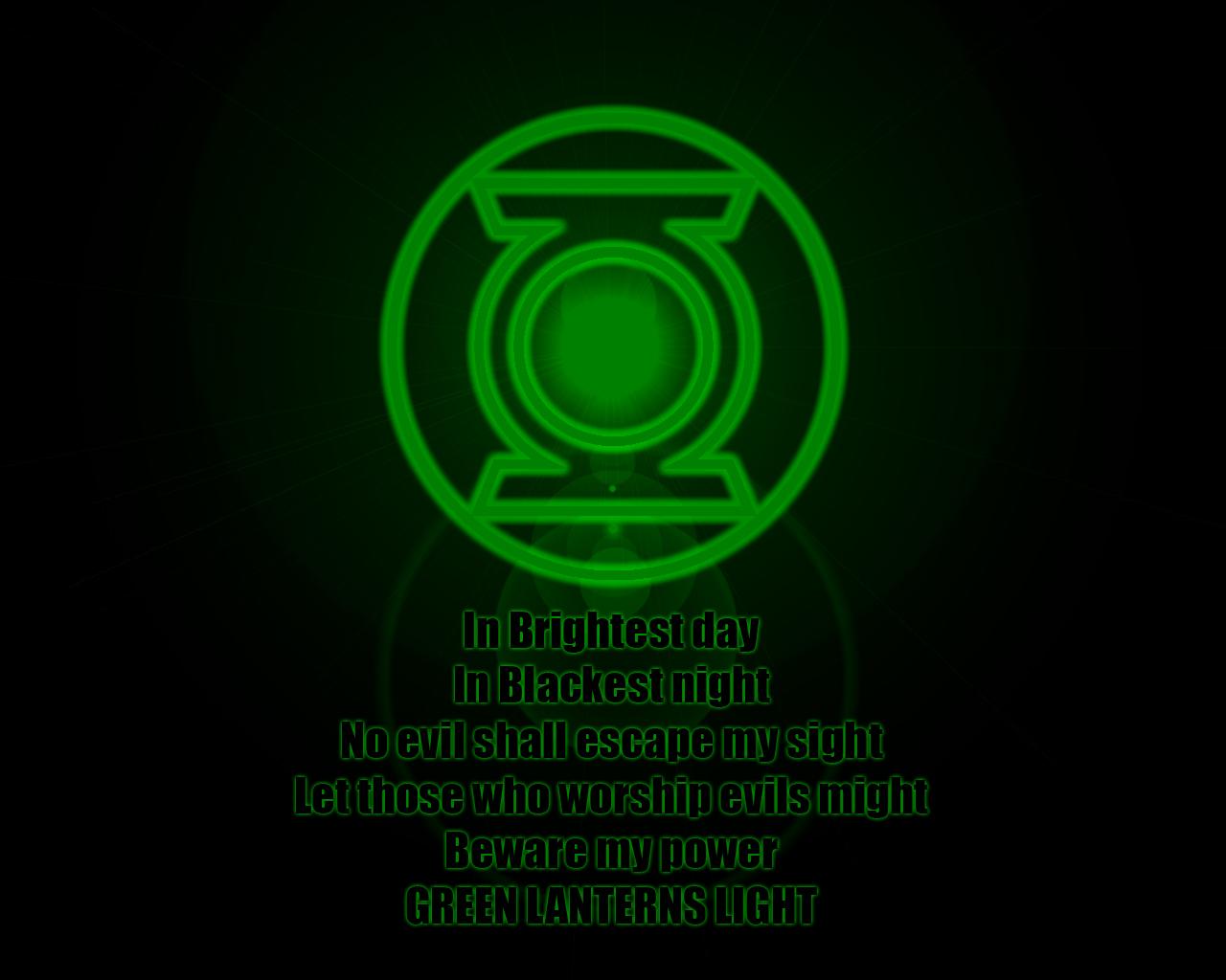 green lantern oath wallpaper - photo #9