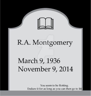 Rip R.A. Montgomery by Gray-Vizard