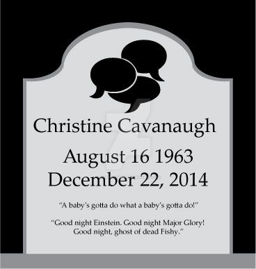 RIP Christine Cavanaugh by Gray-Vizard