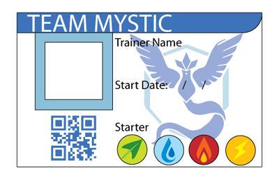 Team Mystic ID card by Gray-Vizard