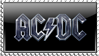 AC DC Stamp by Kevineze