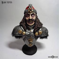 Vlad Tepes by enigmaurbano