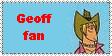 My Geoff Fan Stamp. by Rock-Raider