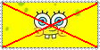 Anti-Spongebob Stamp. by Rock-Raider