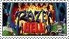 Raze's Hell Fan Stamp. by Rock-Raider
