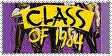Class of 1984 stamp. by Rock-Raider