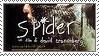 Spider stamp. by Rock-Raider