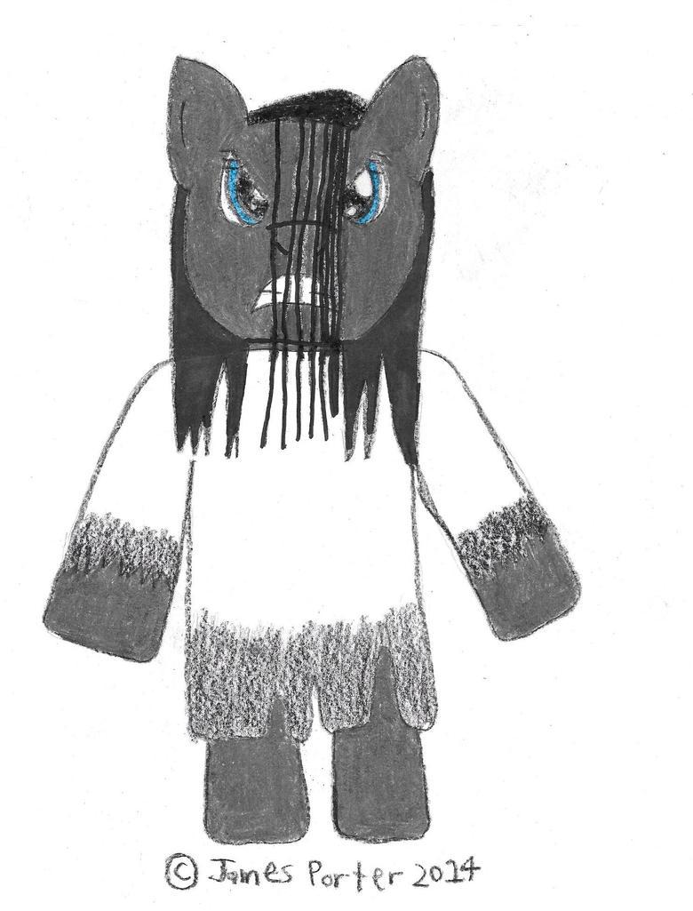 TCITW Kiko, Ponified. by Rock-Raider