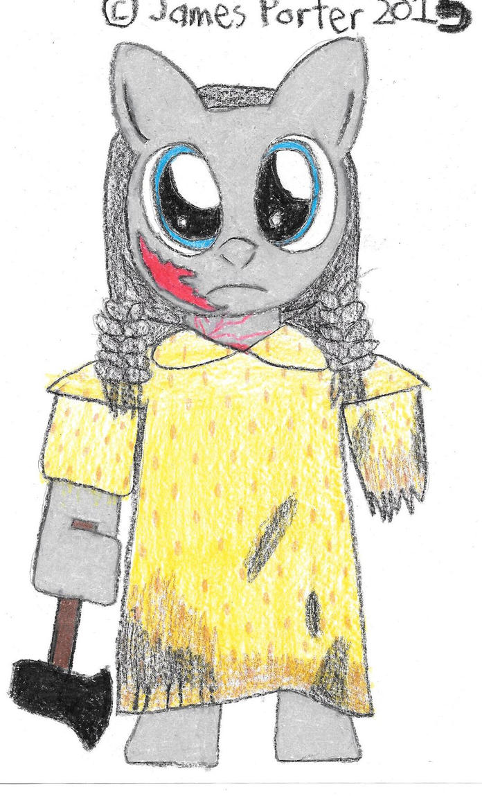 TCITW Patience Buckner, Ponified. by Rock-Raider