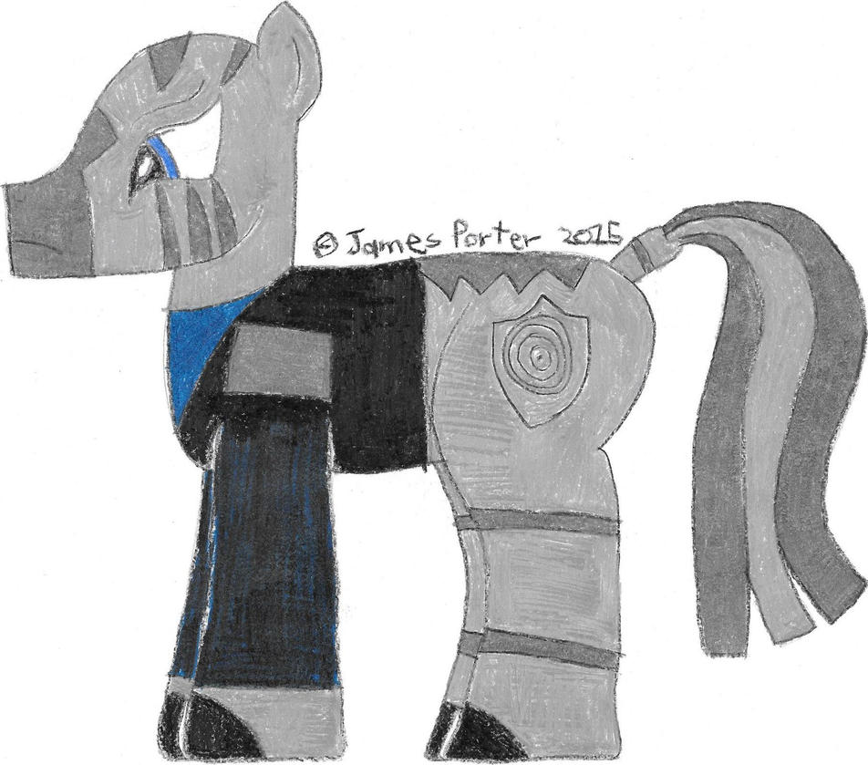 TCITW Truman, Ponified by Rock-Raider