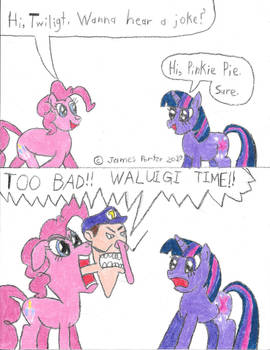 MLP In The Family.