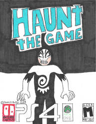 Haunt The Game Box Art.