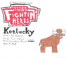 Them's Fightin Herd's FC, Kentucky. by Rock-Raider