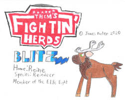 Them's Fightin Herd's FC, Blitz. by Rock-Raider