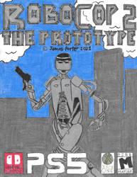 Robocop 2 The Prototype box art.