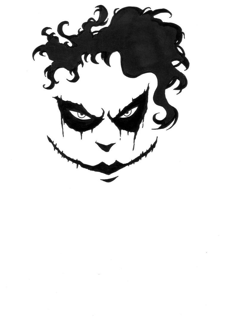Dark Knight Joker By Manthomex On Deviantart
