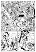 DRAGONESS REVENGE - Commission 10 by Manthomex