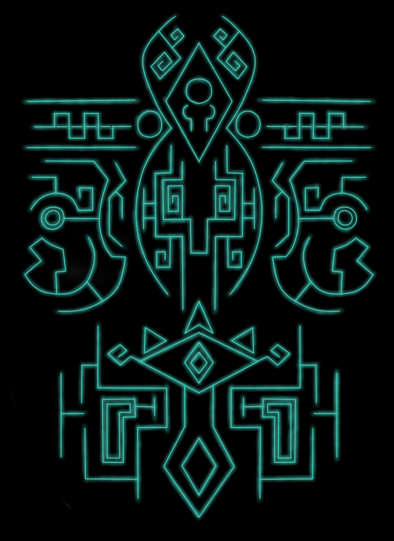 Twili magic line design by SweetStrokesStudios
