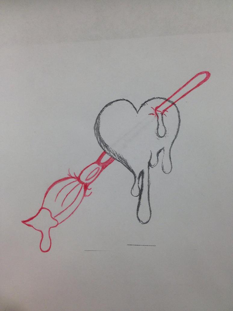 Heartbrush, the gift of creation by SweetStrokesStudios
