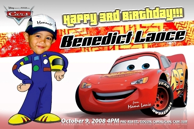 Disney Cars Invitation with good invitations template
