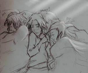 Together by Kalmia by Chunchuflur-saga