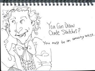 Condescending Wonka by VauxhaulAstra