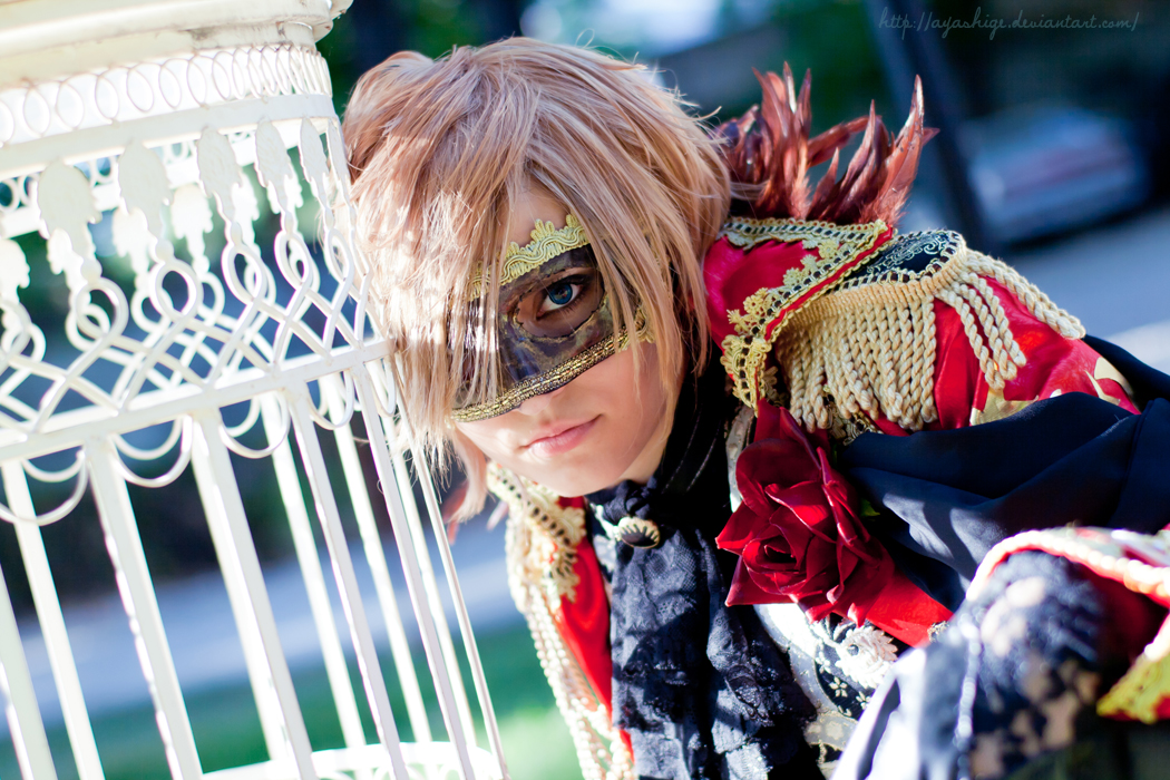 Like A Masquerade by ayashige