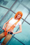The Fifth Element by ayashige