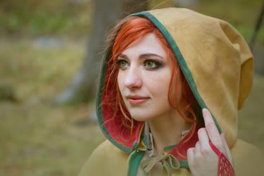Witcher 3 - Triss Merigold #2 by ayashige