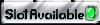 Progress bar - Slot Available