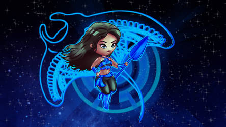 Moana Blue Lantern