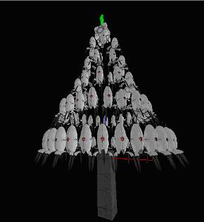 PORTAL CHRISTMAS by theturtlerabbut on DeviantArt