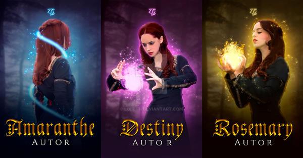 Amaranthe, Destiny and Rosemary