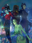 Gotham City Sirens II