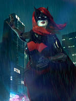Batwoman by Zulubean