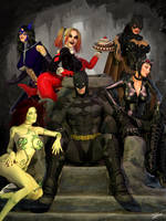 Gotham of Thrones by Zulubean