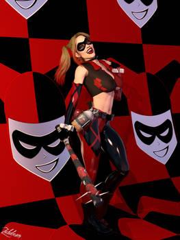 Harley Quinn // Clown Princess of Crime