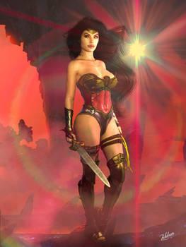 Wonder Woman / Apokolips