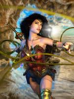Wonder Woman / Special DELUXE Bundle by Zulubean
