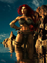 Red Sonja // War Torn by Zulubean