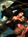 \\ Wonder Woman and Batman //